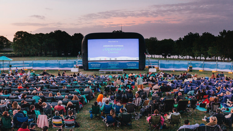 American Express Open Air Cinemas